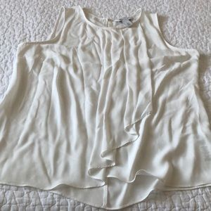 White blouse WHBM